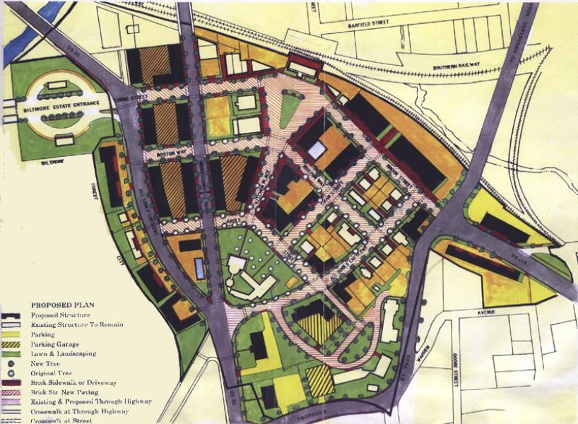 The Biltmore Village Development Plan