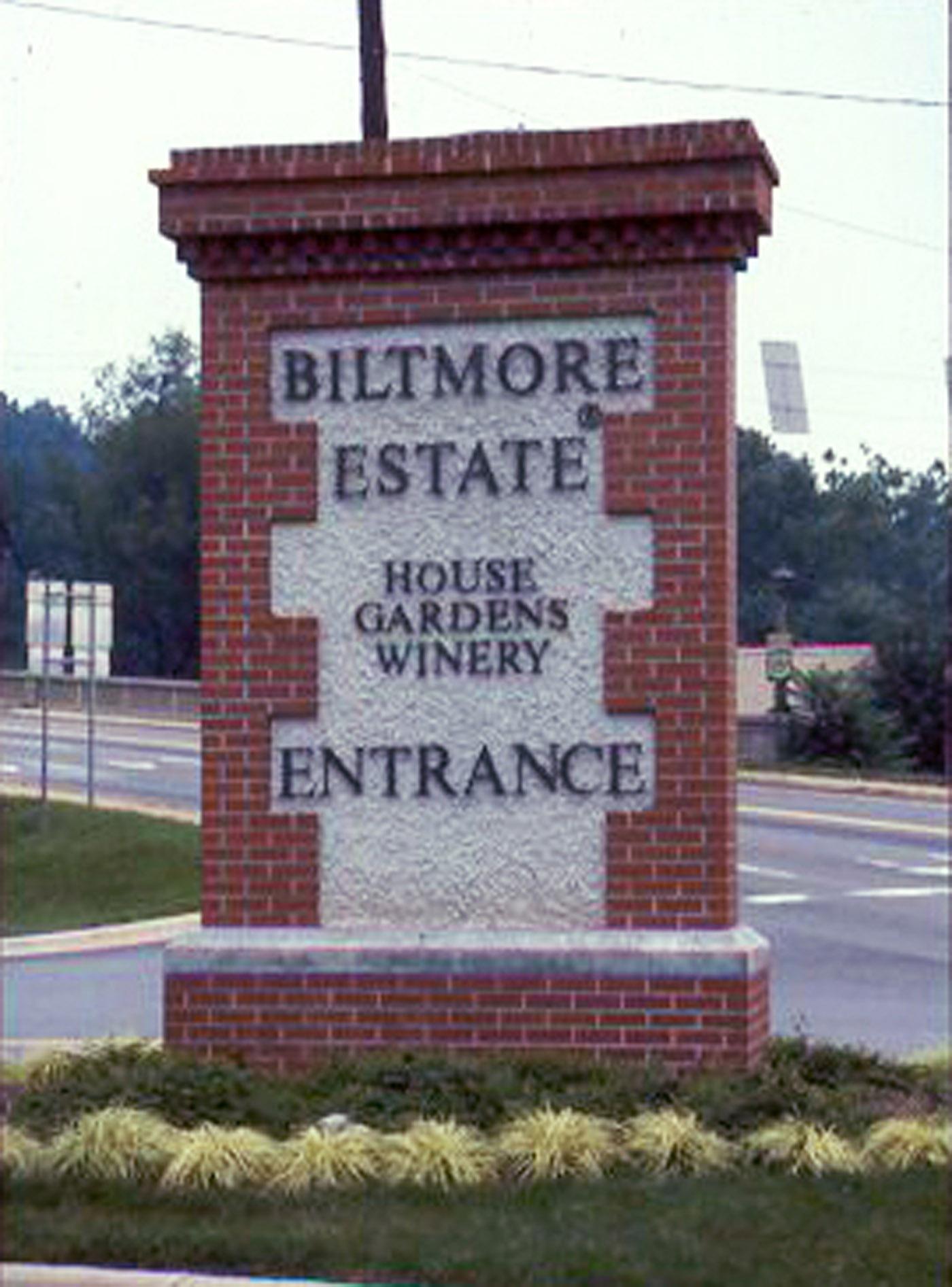 Biltmore Estate Entry After