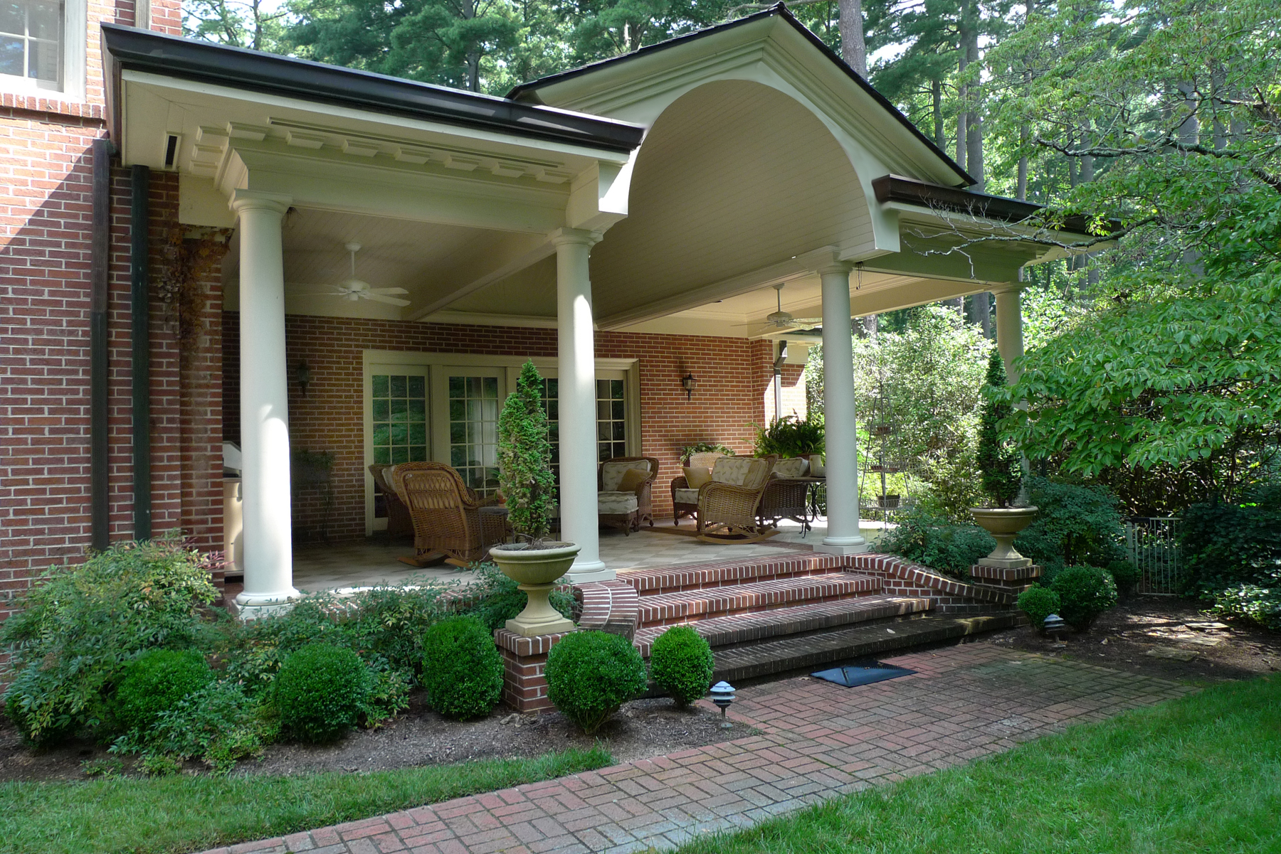 A New Covered Porch